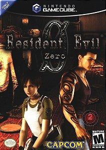 Jogo Resident Evil Zero - GameCube Mídia Física Usado