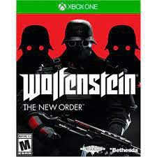 Jogo Wolfenstein The New Order - Xbox One Mídia Física Usado