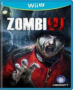 Jogo Zombi U - Wii U Mídia Física Usado