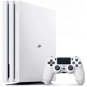Sony PlayStation 4 Pro CUH-71 1TB Standard Branco Usado