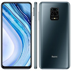 Xiaomi Redmi Note 9S Interstellar Grey 4GB RAM 64GB ROM
