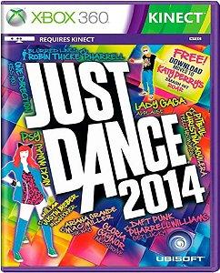 Jogo Just Dance 2014 - Xbox 360 Mídia Física Usado