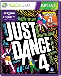 Jogo Just Dance 4 - Xbox 360 Mídia Física Usado