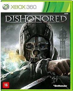 Jogo Dishonored - Xbox 360 Mídia Física Usado