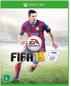 Jogoi Fifa 15 - Xbox One Mídia Física Usado