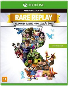 Jogo Rare Replay - Xbox One Mídia Física Usado