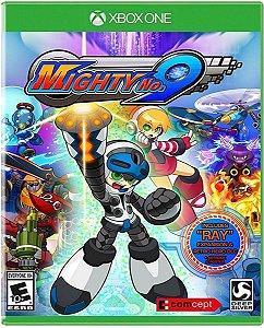 Jogo Mighty No 9  - Xbox One Mídia Física Usado