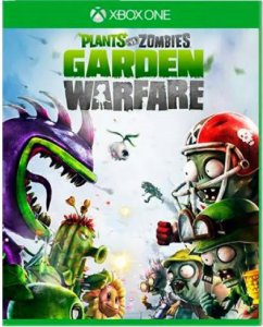 Jogo Plants VS Zombies Garden Warfare Xbox One Física Usado