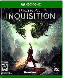 Jogo Dragon Age Inquisition - Xbox One Mídia Física Usado