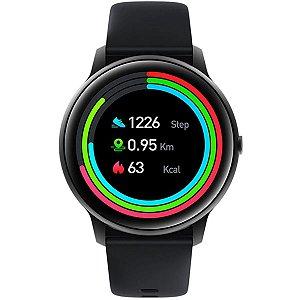 Smart Watch Xiaomi MI IMILAD KW66 Preto IP68 Á Prova D'agua