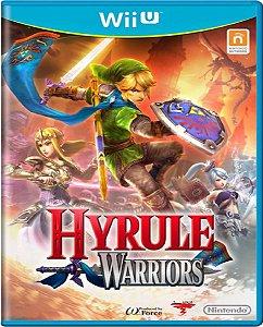 Jogo Hyrule Warriors - Wii U Mídia Física Usado