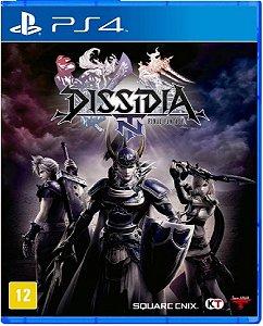 Jogo Dissidia Final Fantasy NT - Ps4 Mídia Física Usado