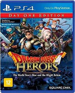 Jogos Dragon Quest Heroes Edição Day One - PS4 Física Usado