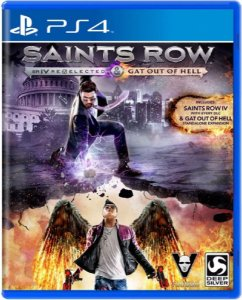 Jogo Saints Row SR IV R .Gat Out of Hell - PS4 Fisica Usado