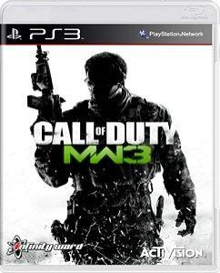 Jogo Call of Duty Modern Warfare 3 - Ps3 Mídia Física Usado