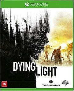 Jogo Dying Light - Xbox One Mídia Física Usado