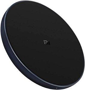 Carregador Mi Wireless/Indução Preto WPC03ZM/XIAOMI