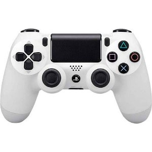 Controle Joystick Sony Dualshock 4 Branco Usado