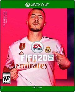 Jogo Fifa 20 - Xbox One Mídia Física Usado