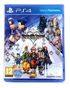 Jogo Kingdom Hearts HD 2.8 Final Chapter Prologue Ps4 Usado