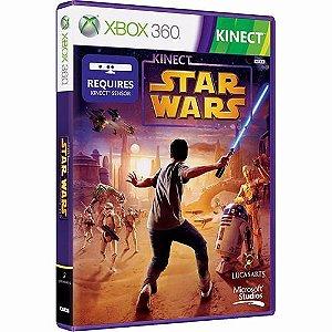 Jogo Kinect Star Wars - Xbox 360 Mídia Física Usado