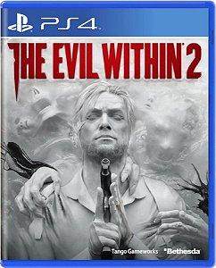 Jogo The Evil Within 2 - Ps4 Mídia Física Usado