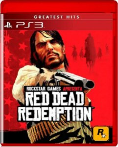 Jogo Red Dead Redemption Greatest  - Ps3 Mídia Física Usado