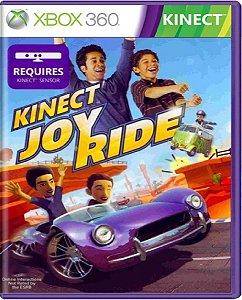 Jogo Kinect Joy Ride - Xbox 360 Mídia Física Usado