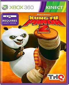 Jogo Kung Fu Panda 2 -  Xbox 360 Mídia Física Usado