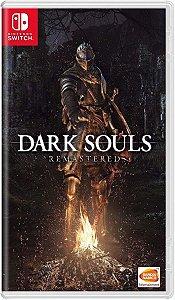Jogo Dark Souls Remastered - Nintendo Switch Mídia Física Usado