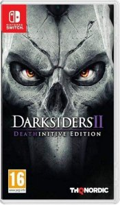 Jogo Dark Siders 2 Death Initive Edition - Nintendo Switch Mídia Física Usado
