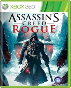 Jogo Assassin's Creed Rogue - Xbox 360 Mídia Física Usado