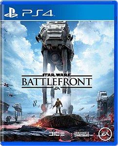 Jogo Star Wars Battlefront - Ps4 Mída Física Usado