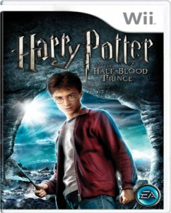 Jogo Harry Potter Half Blood Prince - Nintendo Wii Mídia Física Usado