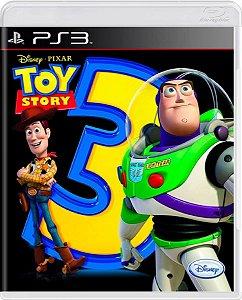 Jogo Toy Story 3 - Ps3 Mídia Física Usado