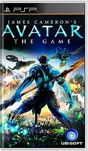 Jogo Avatar The Game - PSP Usado