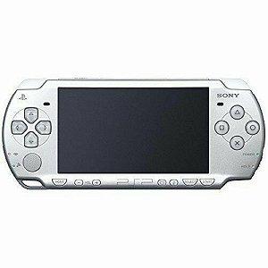 Sony Playstation Portátil PSP  Prata 2000 Usado