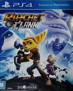 Jogo Ratchet & Clank - Ps4 Encartelado Usado
