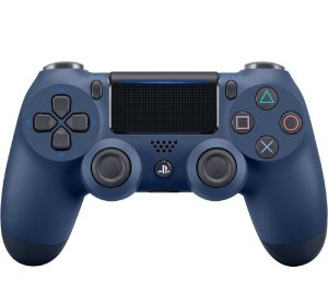 Controle Joystick Sony Dualshock 4 Midnight Blue Usado