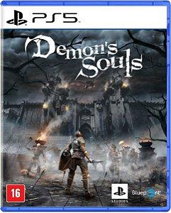 Jogo Demon's Souls - PS5 Mídia Física