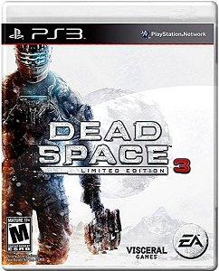 Jogo Dead Space 3 Edição Limitada - Ps3 Mídia Física Usado