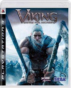 Jogo Viking Battle For Asgard - PS3 Mídia Física Usado