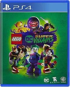 Jogo Lego DC Super Villains - Ps4 Mídia Física