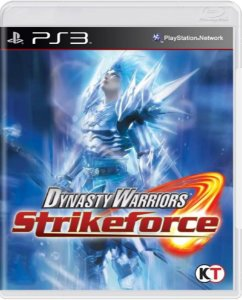 Jogo Dynasty Warriors Strikeforce - Ps3 Mídia Física Usado
