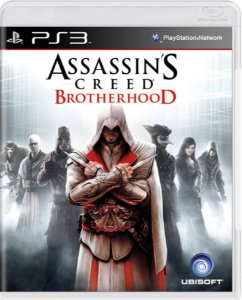 Jogo Assassin's Creed Brotherhood - Ps3 Mídia Física Usado