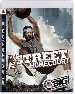Jogo NBA Street Homecourt - Ps3 Mídia Física Usado