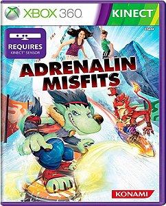 Jogo Adrenalin Misfits - Xbox 360 Mídia Física Usado