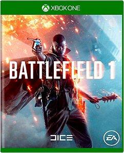 Jogo Battlefield 1 - Xbox One Mídia Física Usado