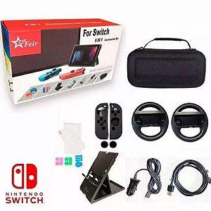 Kit Nintendo Switch 9 in 1 Feir