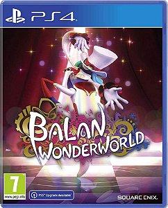 Jogo Balan Wonderworld - Ps4 Mídia Física
